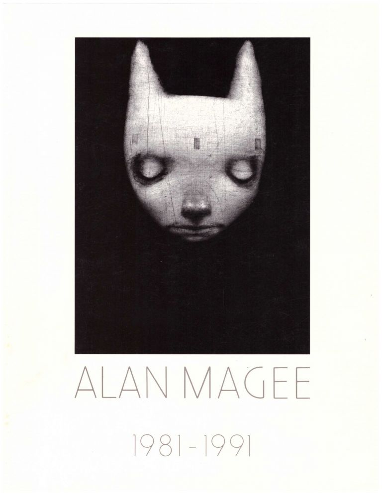 ALAN MAGEE: SELECTED WORKS 1981-1991