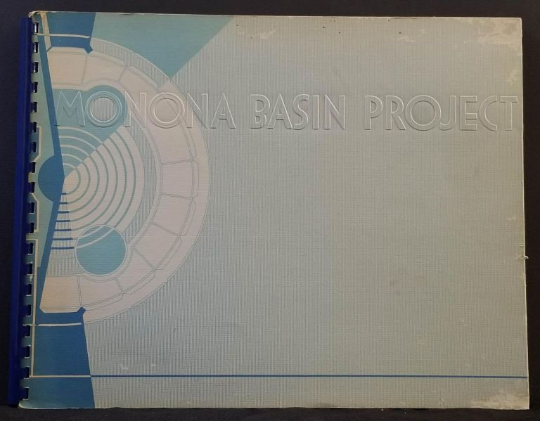 Monona Basin Project: Schematic Master Plan for the City of Madison, Wisconsin. William Wesley Peters.