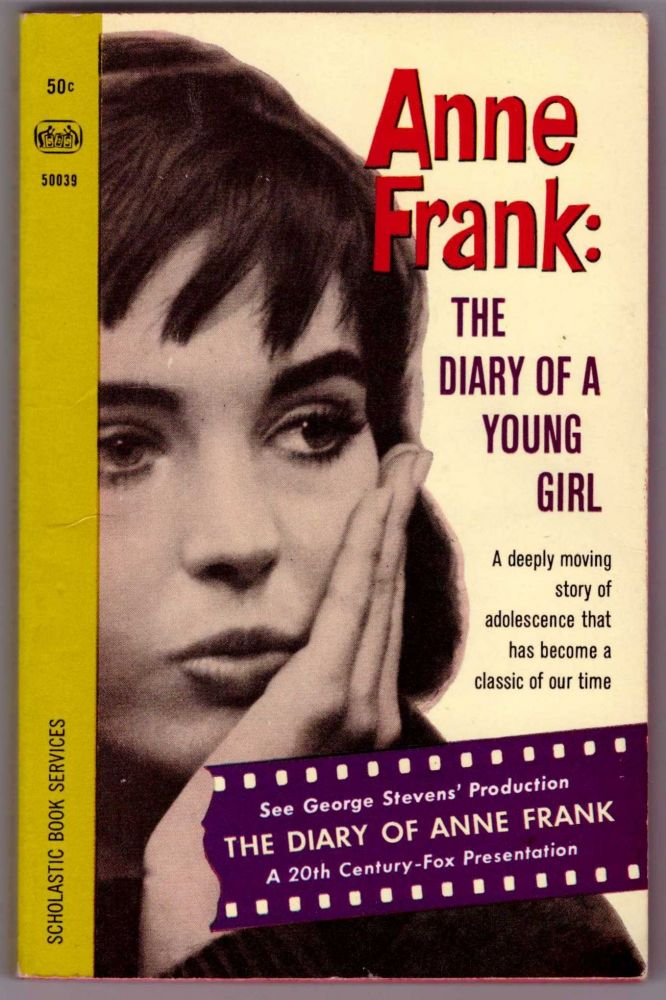 Anne Frank: Diary of a Young Girl. Anne Frank, Eleanor Roosevelt, George Stevens, B. M. Mooyaart-Doubleday, Introduction, Preface.