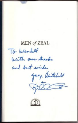 Men of Zeal: A Candid Inside Story of the Iran-Contra Hearings