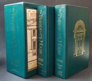 The President's House: A History (2 Volumes). William Seale