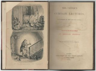 Mrs. Caudle's Curtain Lectures, As Suffered By The Late Job Caudle