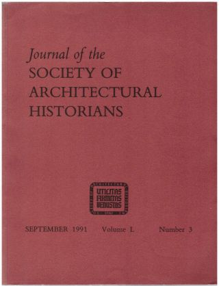 """""""The Abraham Lincoln Center in Chicago"""" Journal of the Society of Architectural Historians (Volume L, Number 3, September 1991)"""