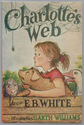 Charlotte's Web [5 Foreign Editions SIGNED by E.B. White]