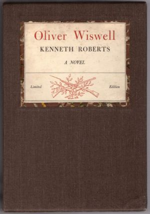 Oliver Wiswell (2 Volumes)