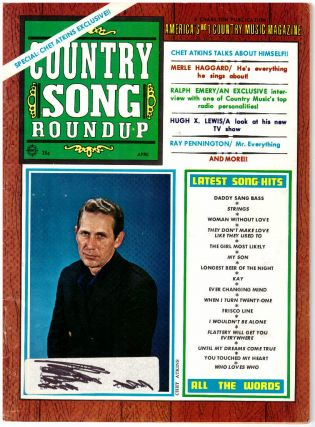 Country Song Roundup (3 Issues