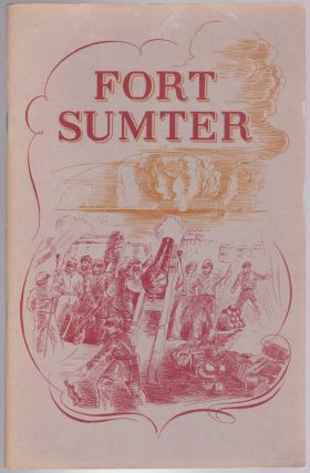FORT SUMTER. National Monument, South Carolina. Frank Barnes
